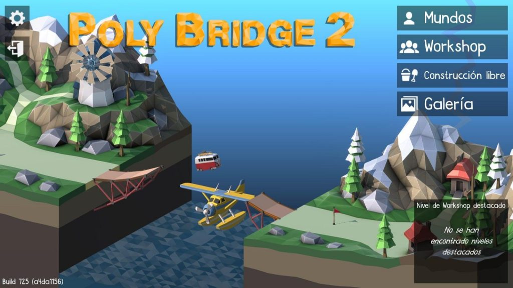 Poly Bridge 2: Satisfying, Relaxing and Addictive