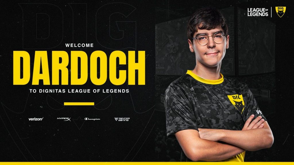 Dignitas pick up Dardoch