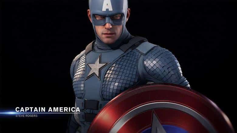 Avengers Game Characters Ranking
